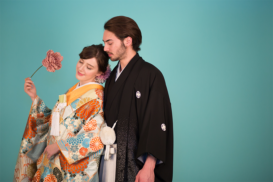Kimono & Montsuki Plan